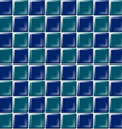 Seamless pattern with ceramic tiles vector image