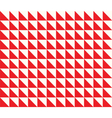 Abstract Retro Square Pattern vector image