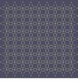 Brown Vintage Graphic On Dark Blue Background vector image