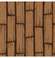 wooden block seamless pattern vector image
