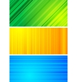 simple abstract banners eps 10 vector image