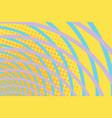 retro background radio wave wi fi vector image vector image