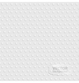 Seamless paper damask pattern vector image
