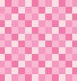 popular pink valentine love color tone checker vector image