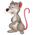 Cute Opossum cartoon vector image