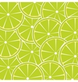 Lime fruit abstract background vector image