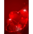 Valentines Day Or Wedding Background vector image