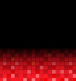 Black And Red Background vector image vector image