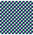 Crossed lines textile seamless pattern vector image