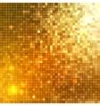 Bright shiny background vector image