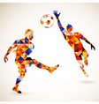 Soccer Concept vector image