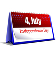 al 0723 idependence day vector image