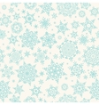 Seamless winter retro pattern EPS 10 vector image vector image