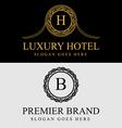 Royal Luxury Logos vector image