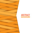Abstract papers lines for covers vector image
