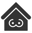 Strip Bar Flat Icon vector image