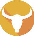 Bull Icon vector image
