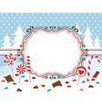 Sweet winter vector image vector image