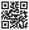 sample qr code vector image vector image