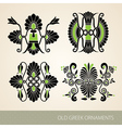 Old greek ornament vector image vector image