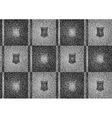 texture grain grey and light grey vector image vector image