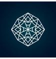 Sacred geometry vector image