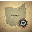 Ohio vector image