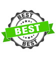 best stamp sign seal vector image