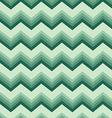 Chevron greens vector image