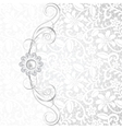 Jewelry and lace vector image