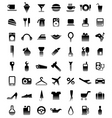 pictograms vector image vector image