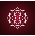 Sacred geometry vector image