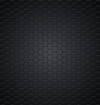 Carbon metallic seamless texture vector image
