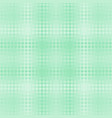 glowing dot pattern seamless background in green vector image