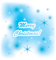 christmas background - merry christmas vector image vector image