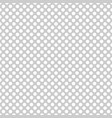 tile white and grey pattern or background with dot vector image