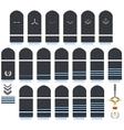 Royal Air Force insignia vector image vector image