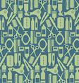 Single BedHair Dresser Background Sofa-1 vector image