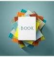 Stack of Books vector image