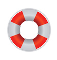ifebuoy for rescue drowning people vector image