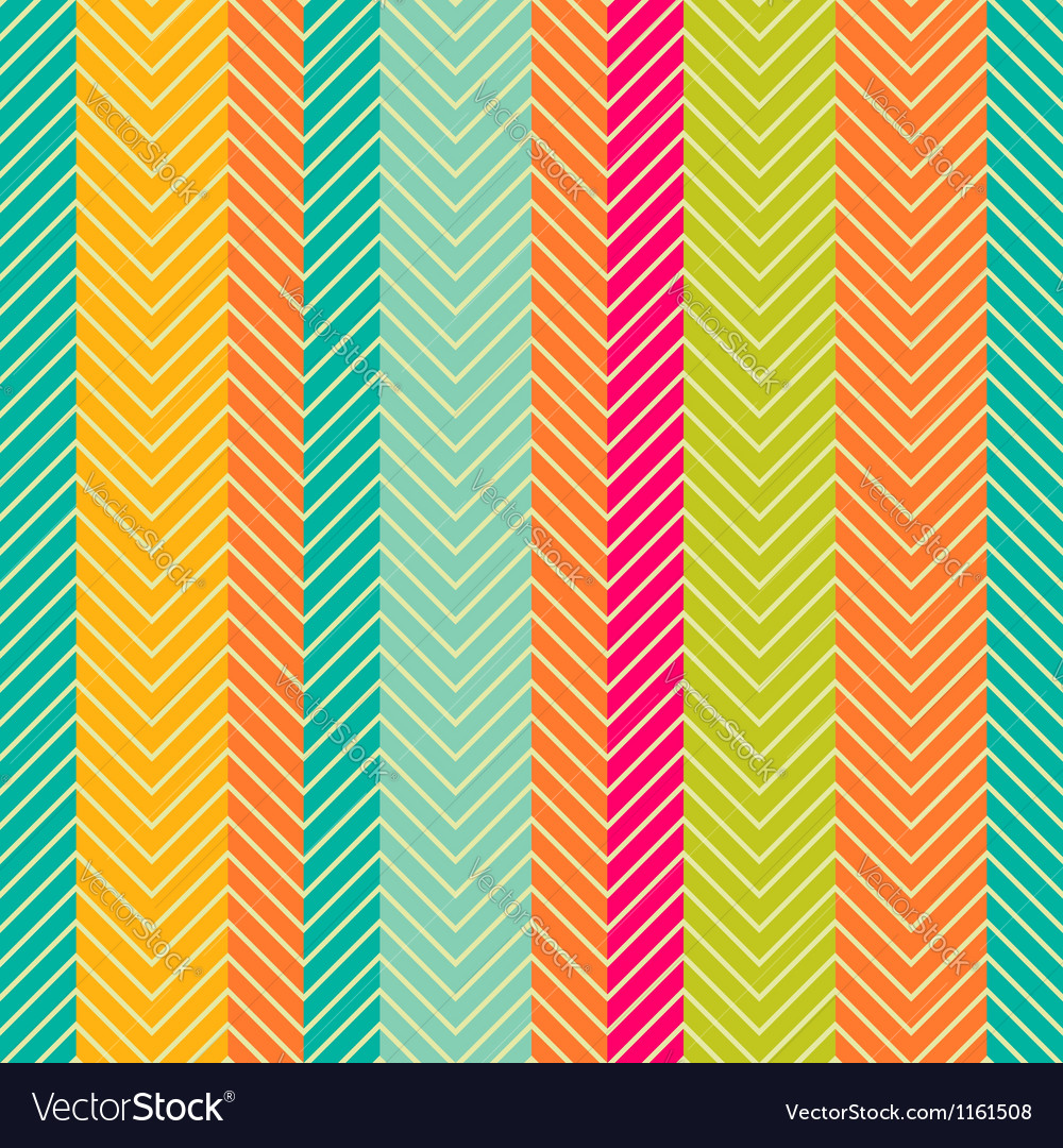 Herring bone pattern vector