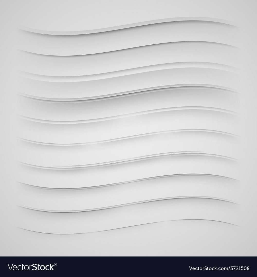 Set of dividers for web design vector