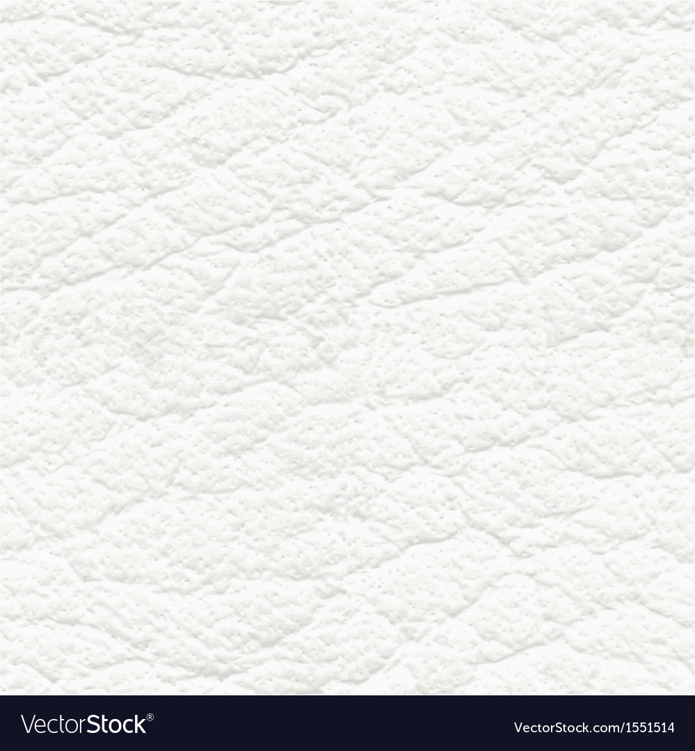 White leather seamless texture vector