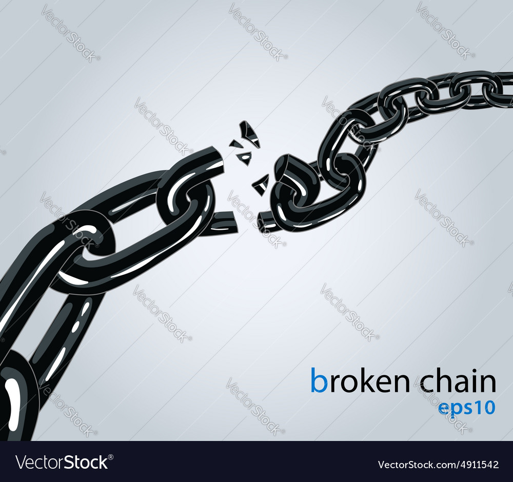Broken chain vector