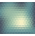 Abstract background Flat style Retro tints vector image