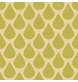 drops seamless pattern in fall colors vector image