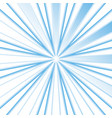 sky blue beams vector image
