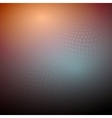 Abstract dark blurred background vector image