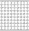checkered background diamond pattern seamless vector image