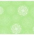 Colorful round mandala ornament vector image vector image